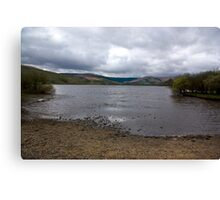 Semer Water - Yorks Dales #2 Canvas Print