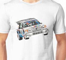 Group Rally Peugeot Unisex T-Shirt