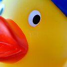 Macro Challenge Duckie by Susana Weber