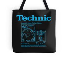 skilled deejay shirt Tote Bag