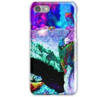 Psychedelic Lizards iPhone Case/Skin