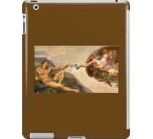 Genesis Block iPad Case/Skin