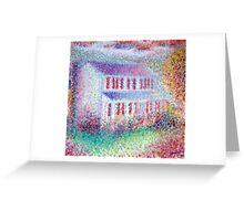 Dream House Greeting Card