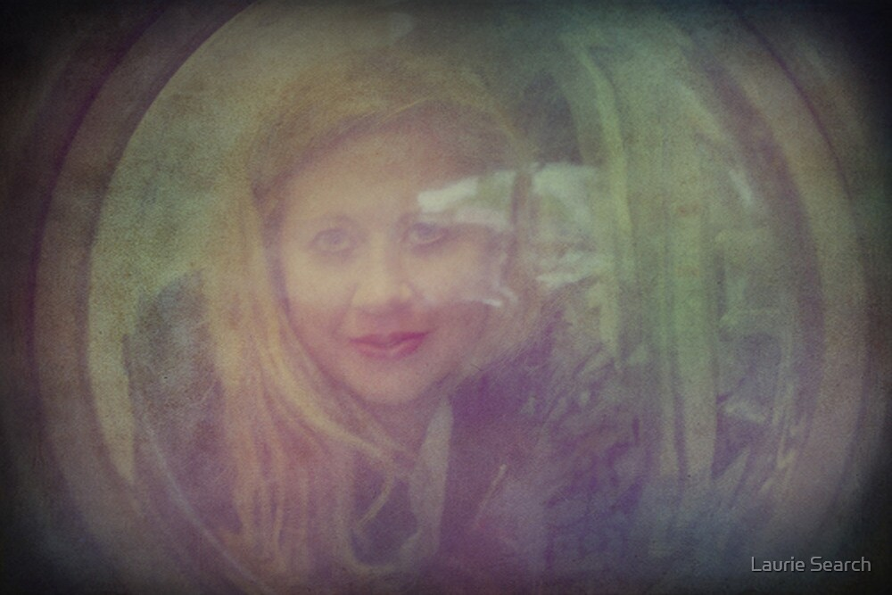 Through the Looking Glass by Laurie Search