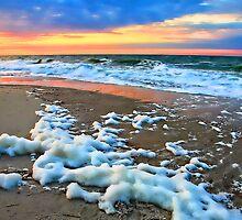 Seafoam Sunrise by ezindo