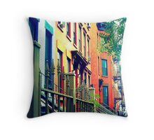 this is where we should be living. together. Throw Pillow