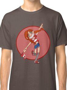 Canadian Gal...Eh? Classic T-Shirt