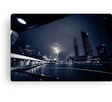 Melbourne Storm Canvas Print