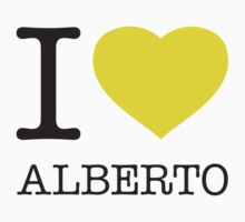 I ♥ ALBERTO by eyesblau