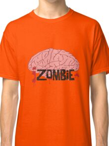 IZombie Brain Classic T-Shirt