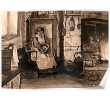 Miners Wife.... Poster