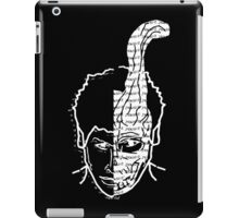 """I'll send the monsters back to the underground"" Donnie Darko iPad Case/Skin"