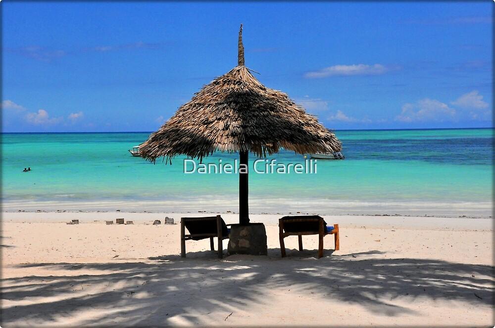 ZANZIBAR - Kiwengwa beach by Daniela Cifarelli
