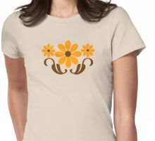 Something Pretty Womens Fitted T-Shirt