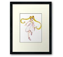 Sailor Moon (Usagi Tsukino) Framed Print