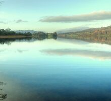 Esthwaite Water by VoluntaryRanger