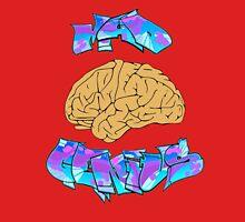 Mad Genius Brain Unisex T-Shirt