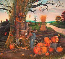 """The Pumpkin Man"" by James McCarthy"