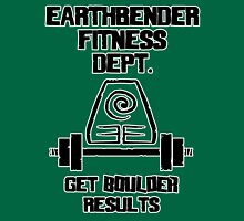 Earthbender Fitness Department Unisex T-Shirt