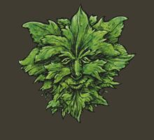 green man only by David Davies