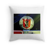 and proudly so... Throw Pillow