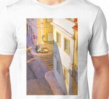 esquina no príncipe real.  Unisex T-Shirt