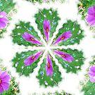 kalidescoped Flower by MaeBelle