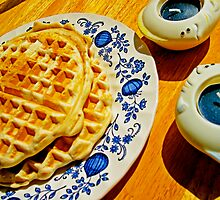 Belgian Waffles by INTERACTION