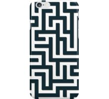 Transparent Maze iPhone Case/Skin