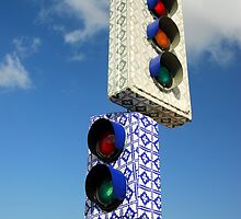The World's Most Beautiful Stoplight by SteveRuk