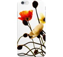 Poppy #3 iPhone Case/Skin