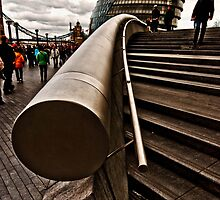 South Bank Abstract by Julie-anne Cooke Photography