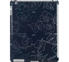 Briggs & Company Patent Transferring Papers Kate Greenaway 1886 0029 Inverted iPad Case/Skin