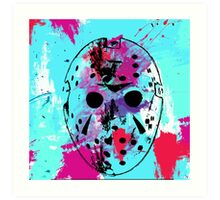 Friday the 13th PoP Art Print