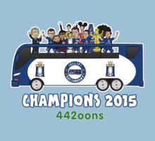 Chelski - CHAMPIONS 2015 Kids Clothes