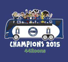 Chelski - CHAMPIONS 2015 T-Shirt