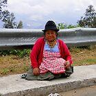 The Wonderful People Of Ecuador II by Al Bourassa