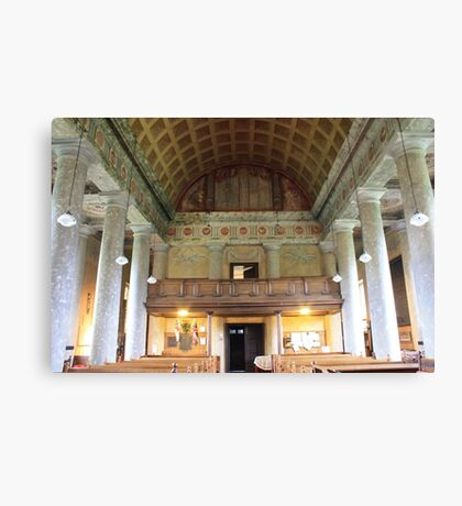 St Lawrence Spoof Canvas Print