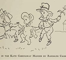 Kate Greenaway Collection 1905 0159 Skit in the Manner by wetdryvac