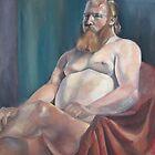 Nude Study by MegJay
