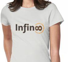 Infin8 Love Womens Fitted T-Shirt