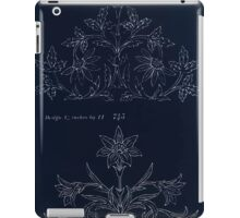 Briggs & Company Patent Transferring Papers Kate Greenaway 1886 0170 Inverted iPad Case/Skin