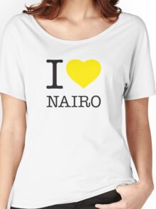 I ♥ NAIRO Women's Relaxed Fit T-Shirt
