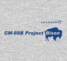 Lockmart Project Bison Kids Clothes