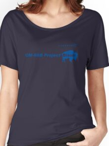 Lockmart Project Bison Women's Relaxed Fit T-Shirt