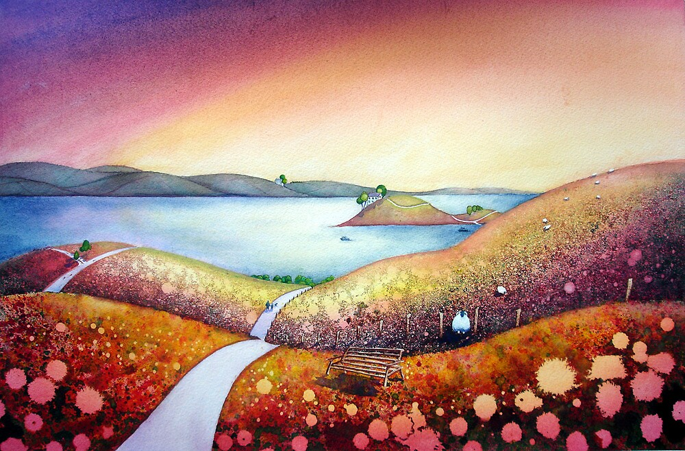 The Island by Arlene Kline