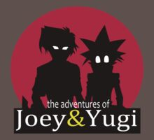 The adventures of Joey & Yugi Kids Clothes