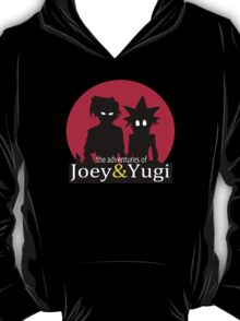 The adventures of Joey & Yugi T-Shirt
