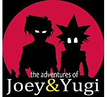 The adventures of Joey & Yugi Photographic Print