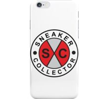 Sneaker Collector iPhone Case/Skin